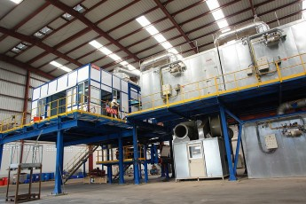 Line paint galvanized steel coil, aluminum aluzinc