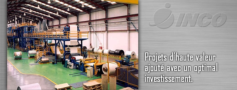Added value projects with optimal investment